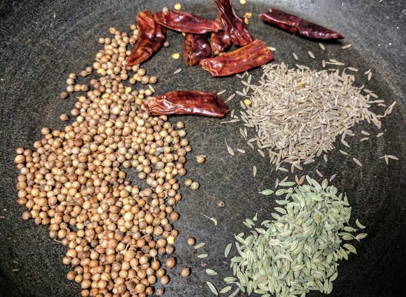 Kadai Paneer Dry Recipe Step By Step Instructions 1