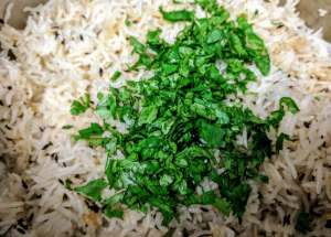 Jeera Rice Recipe Step By Step Instructions 6