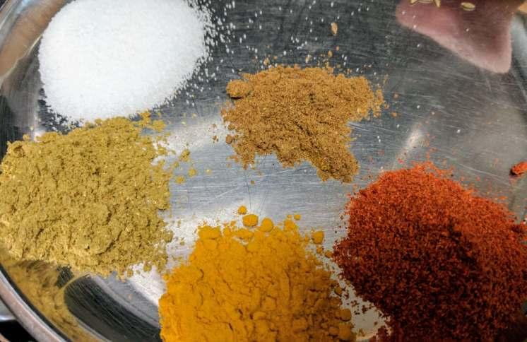 Aloo Tamatar Ki Sabzi Recipe Step By Step Instructions 2