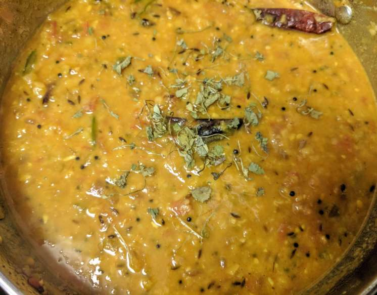 Dal Fry Recipe Step By Step Instructions 13