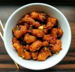 Baby Corn Manchurian Recipe Step by Step Instructions