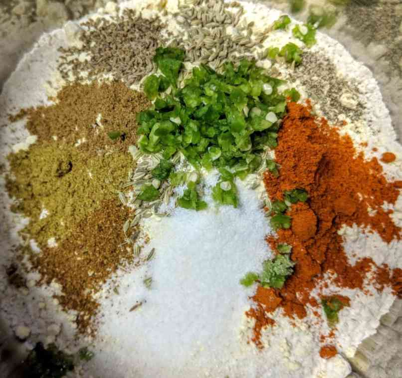 Methi Paratha Recipe Step By Step Instructions 3