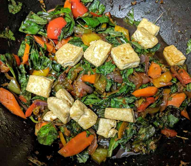 Thai Basil Fried Rice Recipe Step By Step Instructions 6