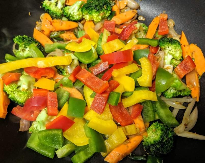 Vegan Pad Thai Recipe Step By Step Instructions 12