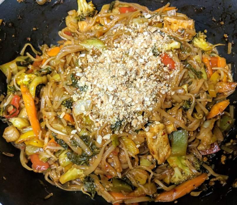 Vegan Pad Thai Recipe Step By Step Instructions 20