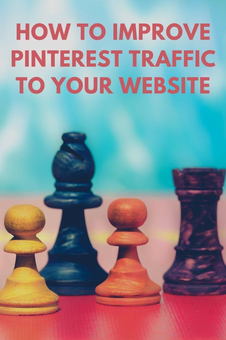 Find out how to make your pins stand out & increase your pintrest traffic. See our tips for pinning great content to keep your users engaged.
