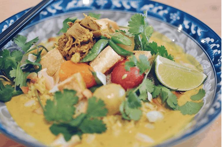 L'AVM lance un défi 100% végétal au restaurant Bighi Curry!