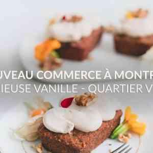 Audacieuse Vanille, une nouvelle pâtisserie à Verdun