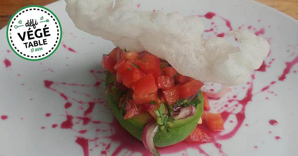 Retour sur le Défi VégéTable au restaurant La Selva