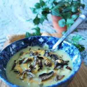 Soupe de panais et carottes