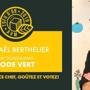 Entrevue avec Mickaël Berthelier, chef du Code Vert et participant au Tofu d'Or 2019