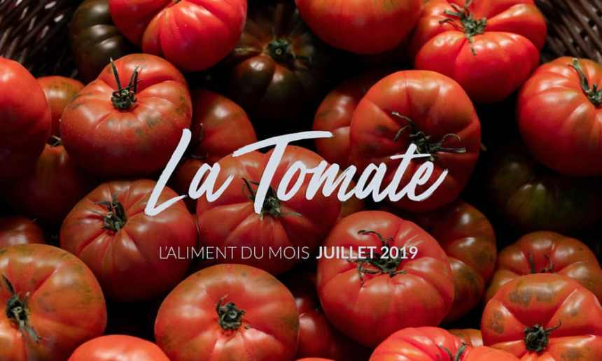 L'aliment du mois : la tomate