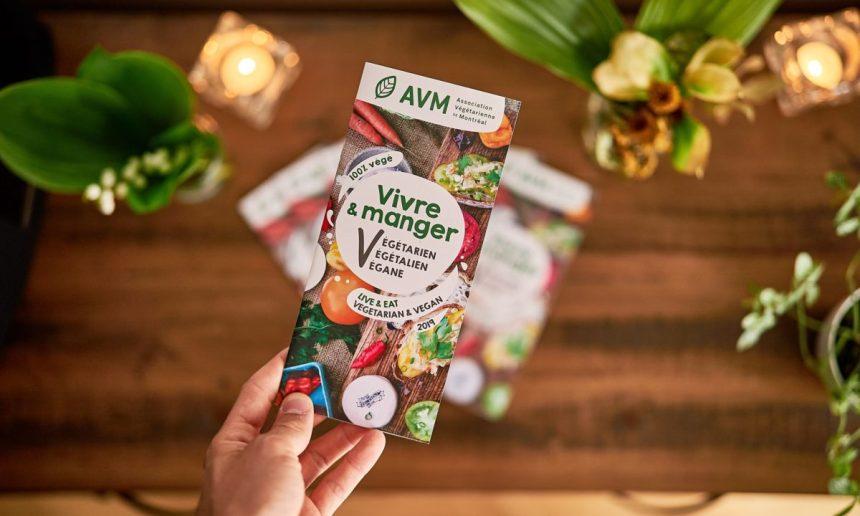 Montréal toujours plus végé :  L'édition 2019 de l'Annuaire des Commerces végétariens, végétaliens et véganes contient 102 nouveaux commerces!