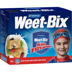 Sanitarium Weetbix Wheat Biscuits Regular 750g