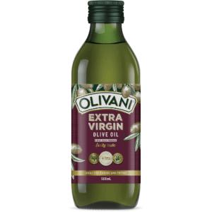 Olivani Extra Virgin Olive Oil 500ml
