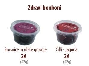Bonboni - cene