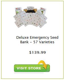 Deluxe Emergency Seed Bank