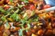 Auberginen-Zucchini-Soße
