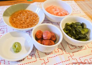 Cooking with Ma – Japanese salads