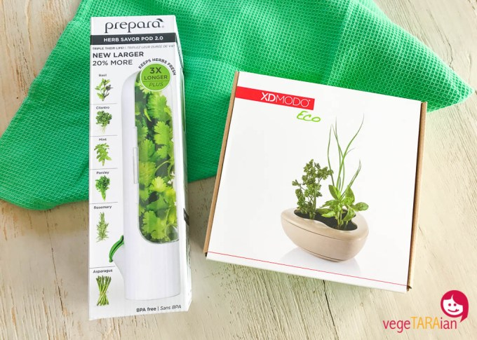 Herb saver and herb garden My Monthly Loves link up