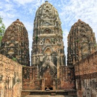 A visit to old Sukhothai