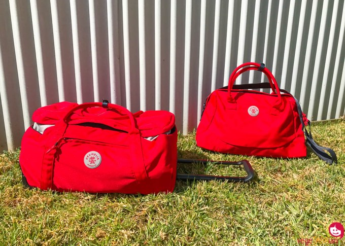 Crumpler-luggage-red
