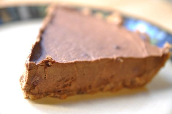 How To Make Vegan Chocolate Pumpkin Pie