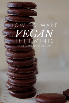 How To Make Vegan Thin Mints (Only 3 Ingredients)
