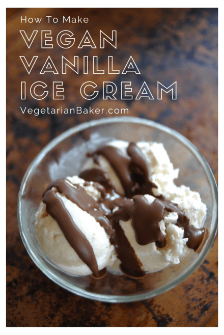 How To Make Vegan Vanilla Ice Cream | No Churn Recipe