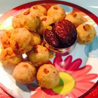 DATES  LADOO  - KIDS LUNCH BOX/AFTER SCHOOL SNACK /DESSERT