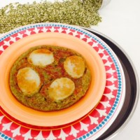 SPLIT GREEN MOONG DAL PANCAKES FOR LUNCH/BREAKFAST - 5 INGREDIENTS