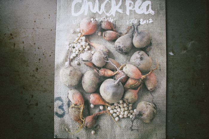 Chickpea Quarterly