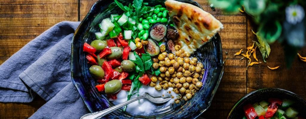 Vegansk mad