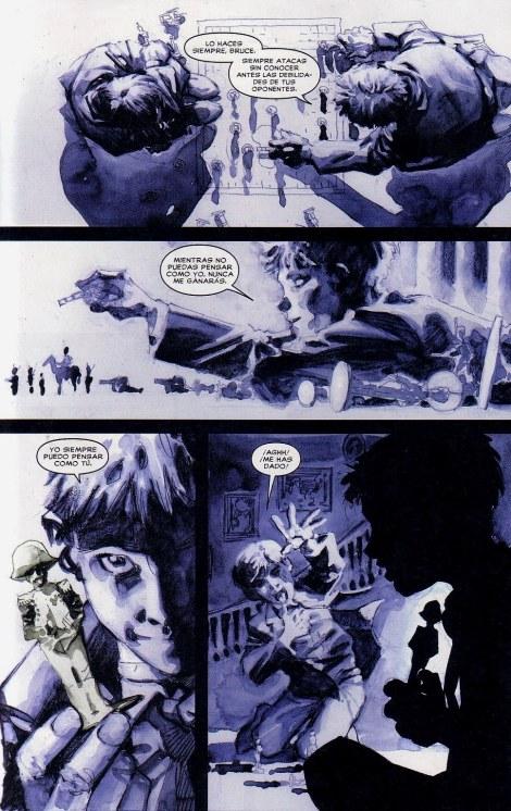 Bats - silencio - Norma 1- 38