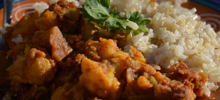 Another Instant Pot Recipe – Aloo Gobi