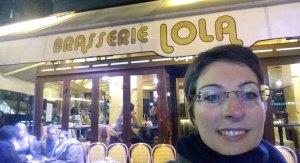 Brasserie Lola exterieur