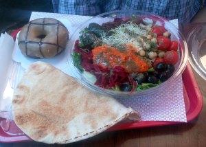 Las Vegans salade libanaise