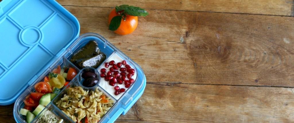 Yumbox gefüllt Lunchbox Divata