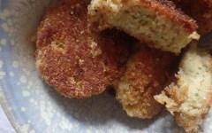 Orient Style Zucchini Falafel