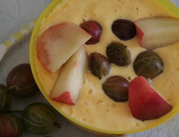 Mango Joghurt homemade