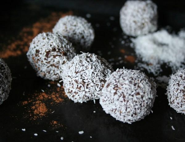 Love Balls Energiekugeln Rawfood