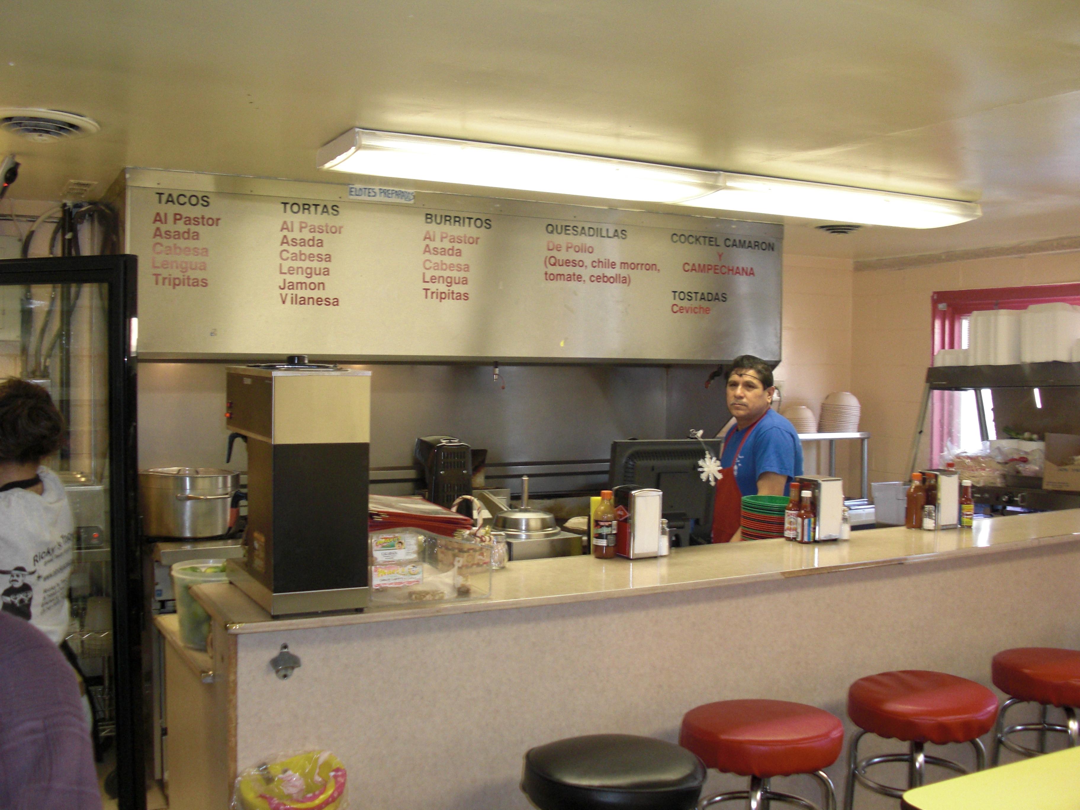 Ricky's Kitchen