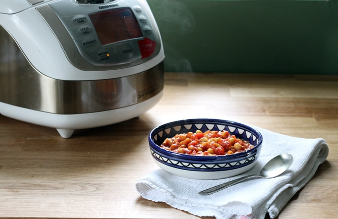 Easy Baked Beans with Turmeric | Veggie Desserts Blog