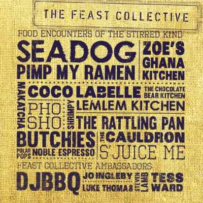 The Feast Collective | Camp Bestival | Veggie Desserts Blog (Official Blogger of Camp Bestival)