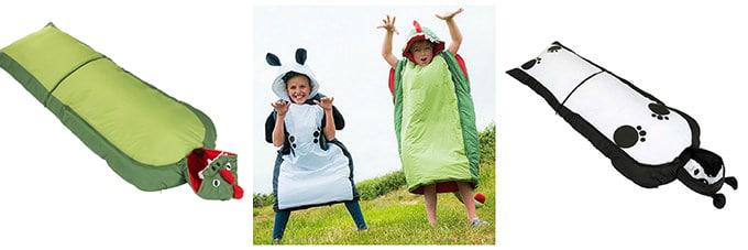 Vango Starwalker Children's Sleeping Bags | Veggie Desserts Blog