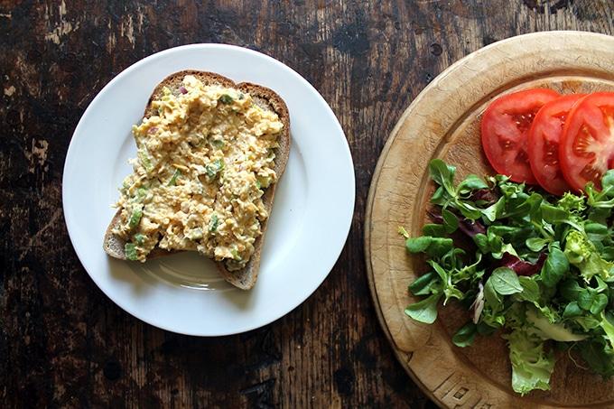 Vegan Tuna Mayo Sandwich   Veggie Desserts Blog