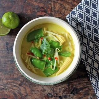 Easy Vegan Laksa | Veggie Desserts Blog