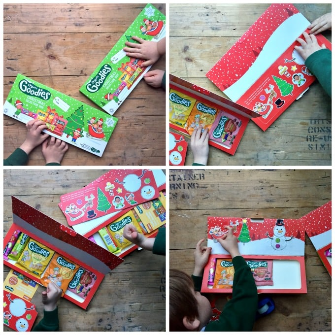 Organix Christmas Selection Box   Veggie Desserts Blog by Kate Hackworthy