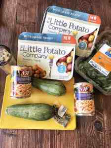 Little Potato Company Italian Potatoes Ingredients