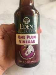 Ume Plum Vinegar